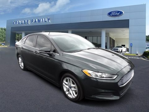 Pre-Owned 2015 Ford Fusion SE FWD 4dr Car