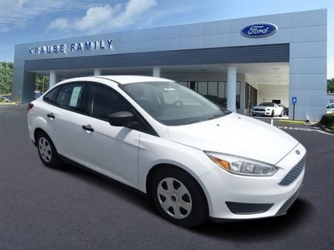 New 2016 Ford Focus S FWD 4dr Car