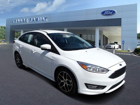 New 2016 Ford Focus SE FWD 4dr Car
