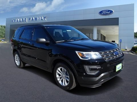 New 2017 Ford Explorer Base FWD Sport Utility