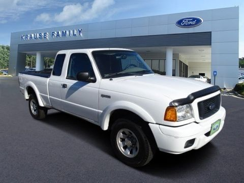 Pre-Owned 2005 Ford Ranger Edge RWD Extended Cab Pickup
