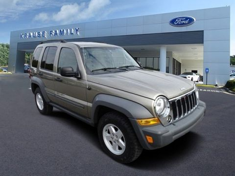 Pre-Owned 2005 Jeep Liberty Sport 4WD