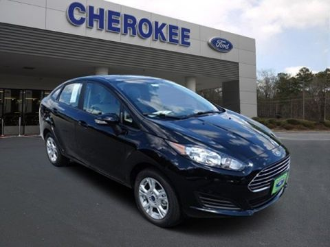 New 2016 Ford Fiesta SE FWD 4dr Car
