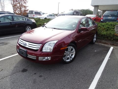 Pre-Owned 2007 Ford Fusion SEL FWD 4dr Car